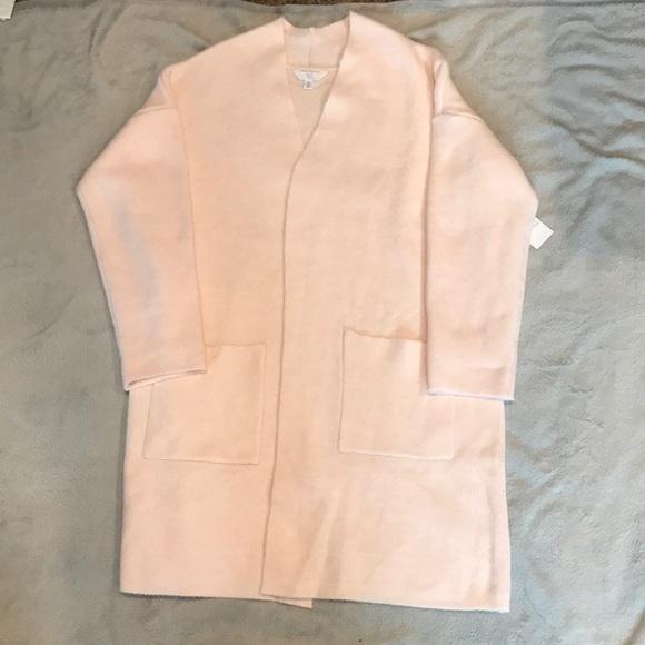 Cardigan knit cardigan